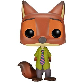 Figurine Funko Pop Nick Wilde - Zootopie N°186