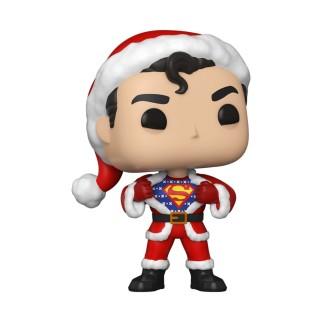 Figurine Funko Pop Superman - DC Spécial Noël N°353