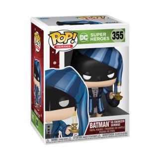 Figurine Funko Pop Batman - DC Spécial Noël N°355
