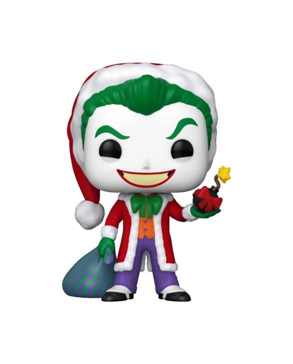 Figurine Funko Pop Joker - DC Spécial Noël N°358