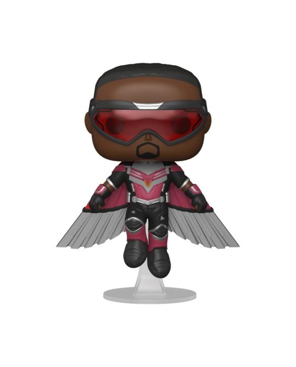 Figurine Funko Pop Falcon qui vole - Falcon et le Soldat de l'Hiver N°812