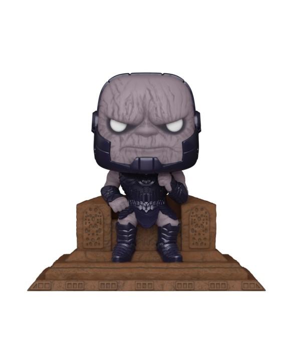 Figurine Funko Pop XL Darkseid sur le trône - Justice League Zack Snyder's