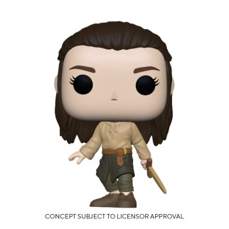 Figurine Funko Pop Arya Entrainement - Games Of Thrones