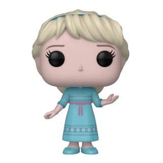 Figurine Funko Pop Elsa (Enfant) - La Reine Des Neiges 2 N°588