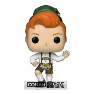 Figurine Funko Pop Conan en Bavière - Conan Without Borders N°21