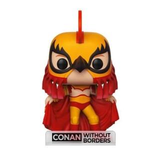 Figurine Funko Pop Conan en Luchadores - Conan Without Borders N°23