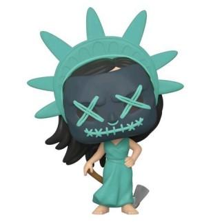 Figurine Funko Pop Lady Liberty - American Nightmare 3 N°807