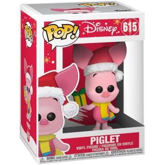 Figurine Funko Pop Porcinet spécial Noël - Winnie L'Ourson N°615