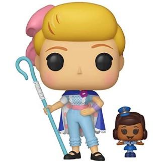Figurine Funko Pop Bo Peep et Officier McDimples - Toy Story 4 N°524