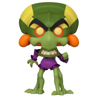 Figurine Funko Pop Nitros Oxide - Crash Bandicoot N°534