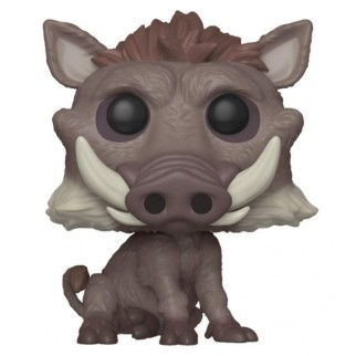 Figurine Funko Pop Pumbaa (Live Action)  - Le Roi Lion N°550