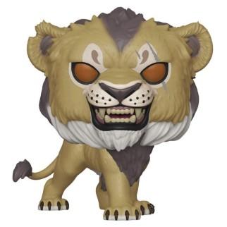 Figurine Funko Pop Scar (Live Action)  - Le Roi Lion N°548