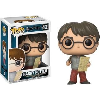 Figurine Funko Pop Harry Potter et la Carte du Maraudeur - Harry Potter N°42