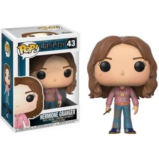 Figurine Funko Pop Hermione avec Retourneur de temps - Harry Potter N°43