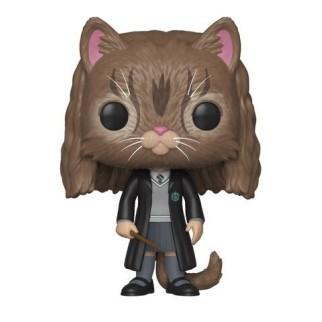 Figurine Funko Pop Hermione en Chat - Harry Potter N°77