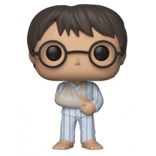 Figurine Funko Pop Harry Potter blessé en pyjama - Harry Potter N°79