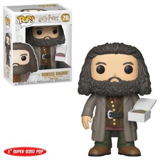 Figurine Funko Pop Hagrid avec un gâteau - Harry Potter N°78