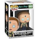 Figurine Funko Pop Death Crystal Morty - Rick et Morty N°660
