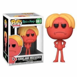 Figurine Funko Pop Kirkland Meeseeks - Rick et Morty N°661