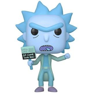 Figurine Funko Pop Hologram Rick - Rick et Morty N°659