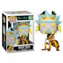 Figurine Funko Pop Rick en guêpe - Rick et Morty N°662