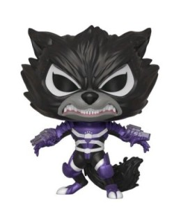 Figurine Funko Pop Rocket Raccoon Venom - Marvel N°513