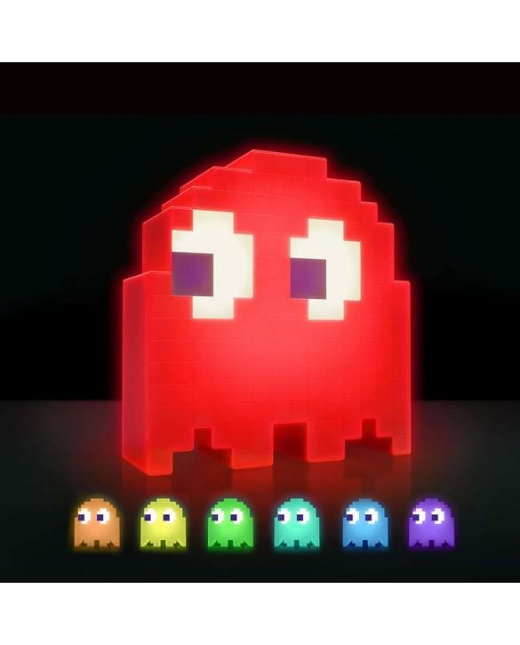 Lampe Pac-Man fantôme