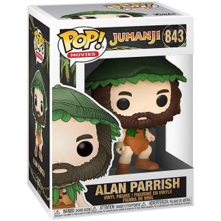 Figurine Funko Pop Alan Parrish - Jumanji N°843