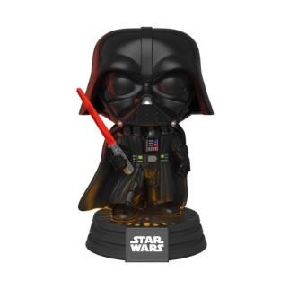 Figurine Funko Pop Dark Vador Sonore et Lumineux - Star Wars N°