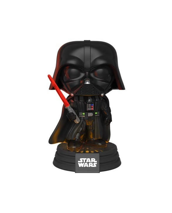 Figurine Funko Pop Dark Vador Sonore et Lumineux - Star Wars N°