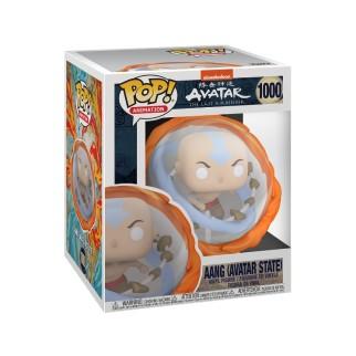 Figurine Funko Pop Aang Eléments - Avatar N°1000