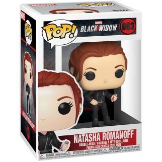 Figurine Funko Pop Natasha Romanoff - Black Widow N°603