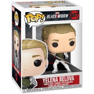 Figurine Funko Pop Yelena Belova - Black Widow N°607