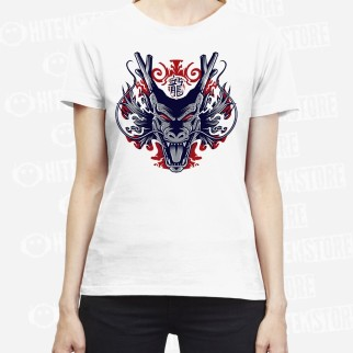 "T-Shirt ""Dragon Furieux"""