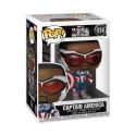 Figurine Funko Pop Captain America - Falcon et le Soldat de l'Hiver N°814