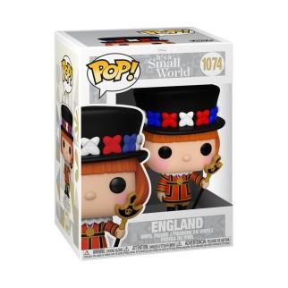 Figurine Funko Pop Angleterre - Disneyland - Le Monde est Petit N°1074