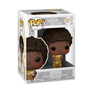 Figurine Funko Pop Kenya - Disneyland - Le Monde est Petit N°1071