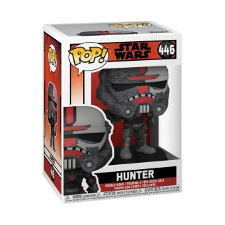 Figurine Funko Pop Hunter - Star Wars : Bad Batch N°446