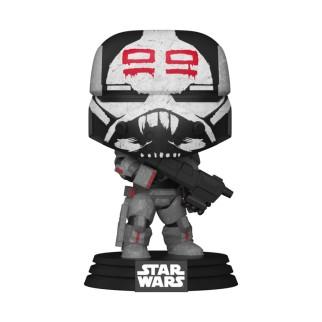 Figurine Funko Pop Wrecker - Star Wars : Bad Batch N°443