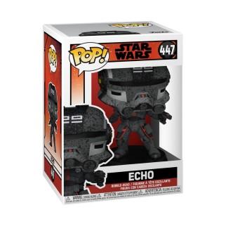 Figurine Funko Pop Echo - Star Wars : Bad Batch N°447