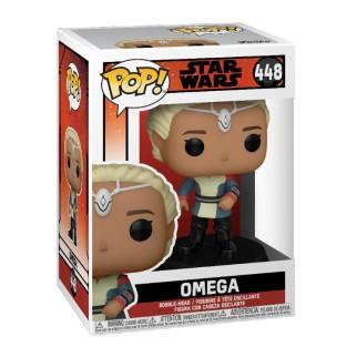 Figurine Funko Pop Omega - Star Wars : Bad Batch N°448