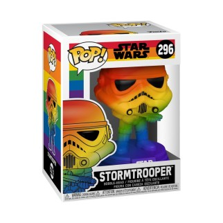 Figurine Funko Pop Stormtrooper - Star Wars LGBTQ N°296