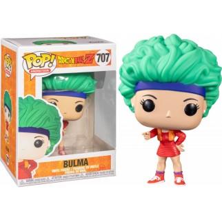 Figurine Funko Pop Bulma Afro - Dragon Ball Z N707