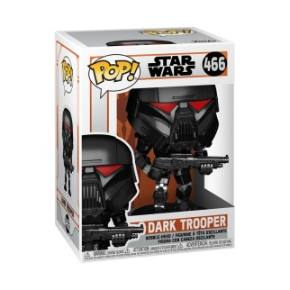 Figurine Funko Pop Dark Trooper - The Mandalorian N°466