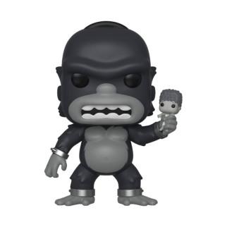 Figurine Funko Pop Homer King Kong - The Simpsons N°822
