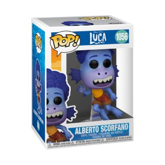 Figurine Funko Pop Alberto (Dans l'Océan) - Luca N°1056