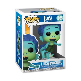 Figurine Funko Pop Luca (Dans l'Océan) - Luca N°1055
