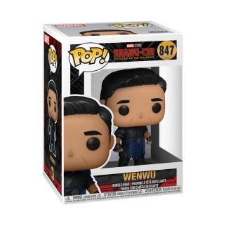 Figurine Funko Pop Wenwu - Marvel Shang-Chi N°847