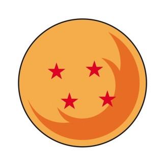 Verre Dragon Ball Z - Boule de cristal