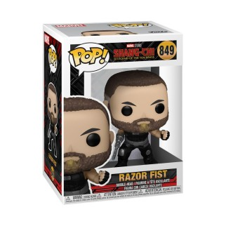 Figurine Funko Pop Razor Fist - Marvel Shang-Chi N°849